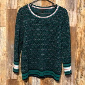 J. CREW Sweater. Large.